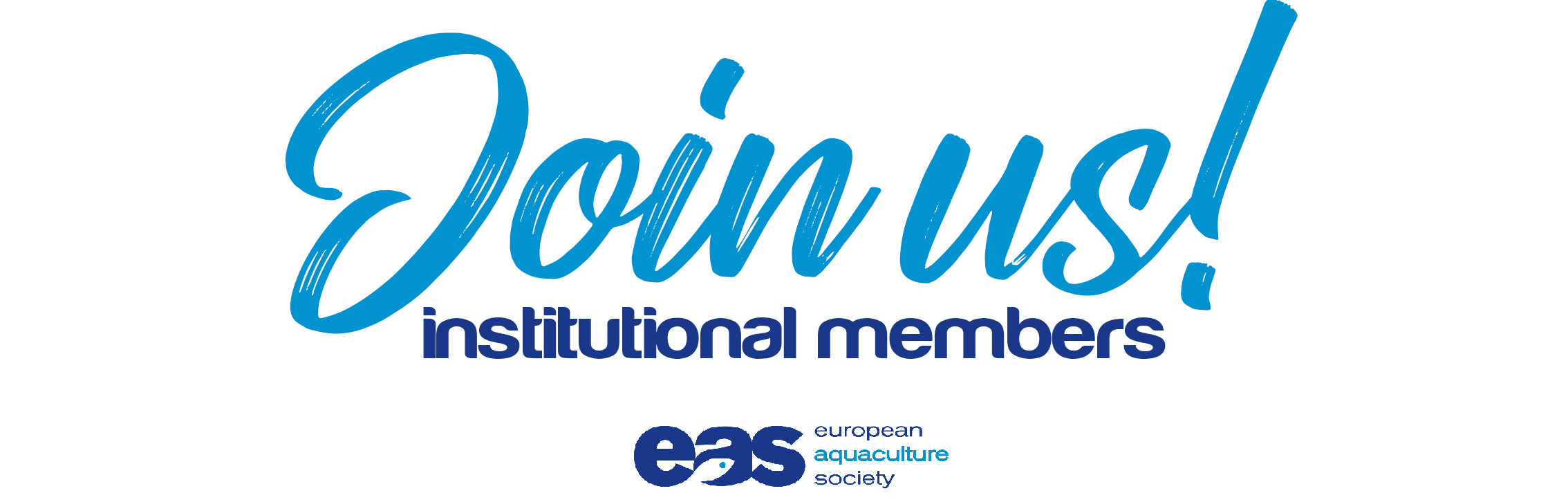 JoinUs institutional members Banner